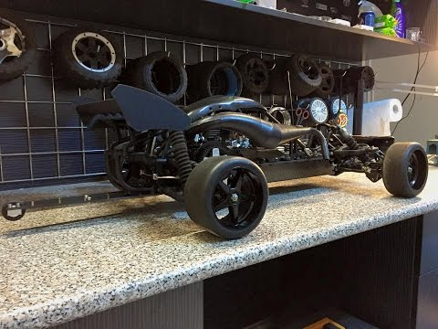 HPI Baja F1 Project for sale - more than 4k invested