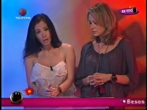Diosa Canales asegura tener pruebas de la homosexualidad de Kélvim Escobar