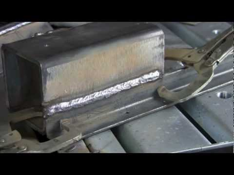 STICK WELDING CARBON STEEL WITH LINCOLN CODE ARC 7018 ROD VARIOUS WELDS EXPLAINED