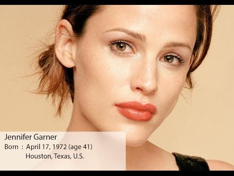 Actresses Named Jennifer Actress Jennifer Garner Movies