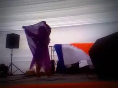 talento peruano baila musica indu Evony