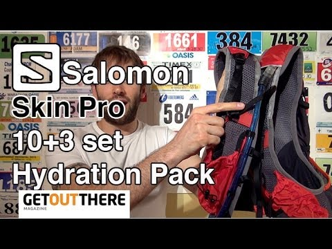SALOMON Skin Pro 10+3 Set Hydration Pack TESTED + REVIEWED