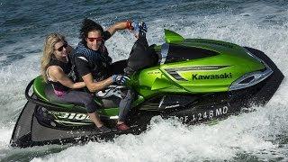 2014 Kawasaki Jet Ski Ultra 310LX & 310R First Ride – MotoUSA