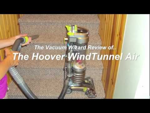 Hoover WindTunnel Air UH70400 Review