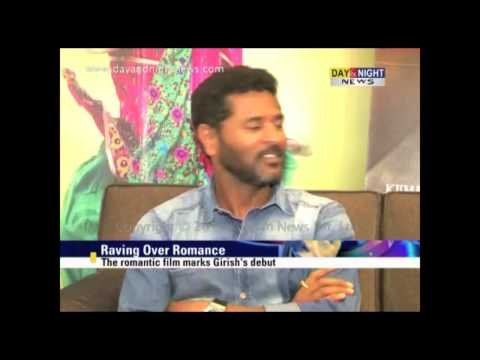 Prabhu Deva & Girish Kumar speak on upcoming film