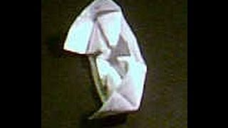 How To Make Little Joke Origami Chinese Junk Boats! Got It Parker!