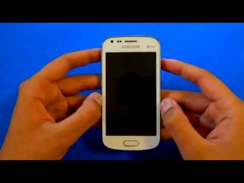 How to root galaxy S duos GT-S7562 and Install clockwork mod recovery (CWM)