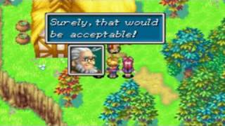 Let's Play Golden Sun Episode 3 - The Mysterious Duo Revealed!