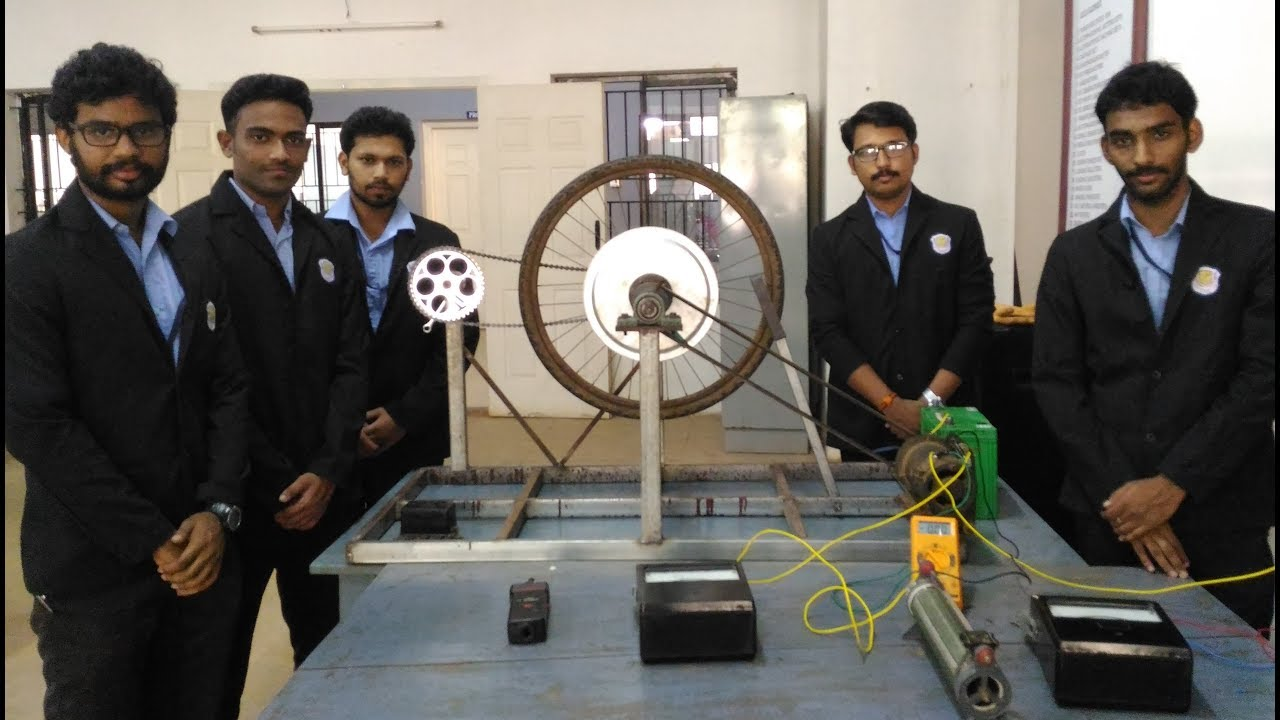Mechanical engineering projects for final year students
