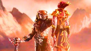 Mortal Kombat X Predators Ending