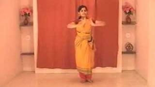 Teermanam Adavu in Bharatanatyam (part one)