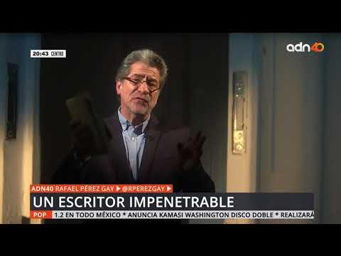 Sergio Pitol, un escritor impenetrable: Rafael Pérez Gay