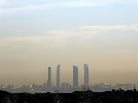 Nuevo protocolo de contaminación en Madrid