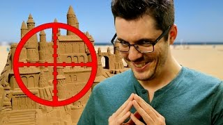 CLASHING SAND CASTLE BATTLE (Bonus)