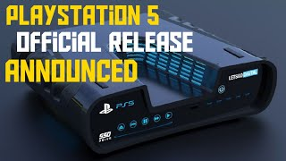 Playstation 5 New Details And Release Window Announced!