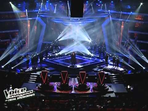 THE VOICE Philippines Finale : Janice Javier