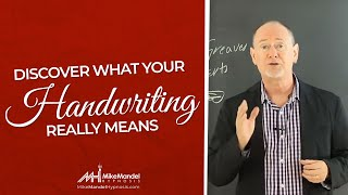 Graphology or Handwriting Analysis