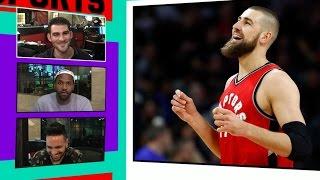 Toronto Raptors: Star Farts On Team Plane! | TMZ Sports