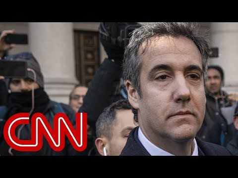 Michael Cohen believed Trump would pardon him. Things changed.