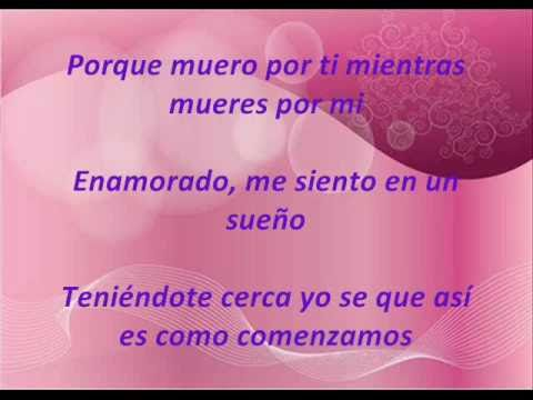 Crushin - Luis Lauro ft. Danna Paola letra