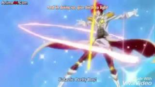 Magical anime boys Transformam-alan walker