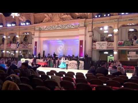 Blackpool 2013 Junior Ballroom Prize Presentation