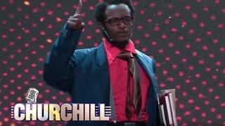 Professor Hammo On Churchill Show ( Types of Love )