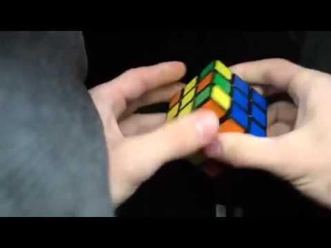 East Coast Breakfast Rubik Cube Challenge - Austin Xander