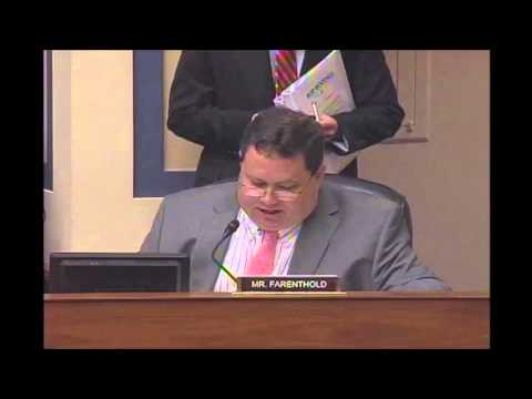 Rep. Farenthold Questions Uncertainty and Delays Around Oil and Gas Permitting