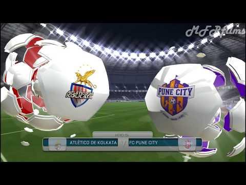 Atlético de Kolkata VS FC Pune City ISL FULL MATCH HIGHLIGHTS