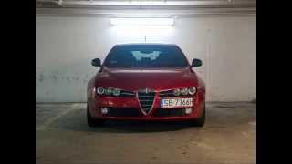 Alfa Romeo 159 Ti - fotografia wieloujęciowa - House Of Automotive Art