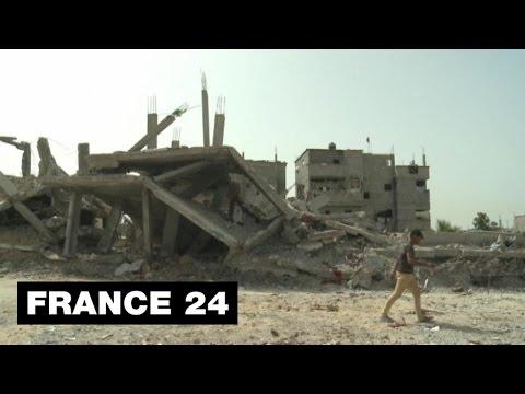 Billet retour à Gaza, un an après l'opération