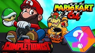 Mario Kart 64 | The Completionist