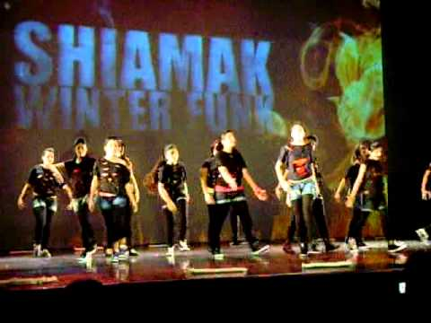Shiamak Winter Funk 2011 - Aali Re