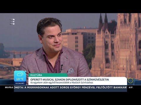 Mozgalmas a november a színész életében - Nagy Sanyi - ECHO TV