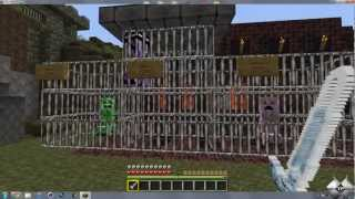 Minecraft 1.2.5 - How To Install The Wacky Creepers Mod