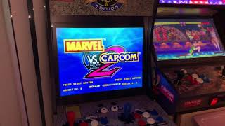 Arcade1UP Marvel vs Capcom 2 thoughts and opinions