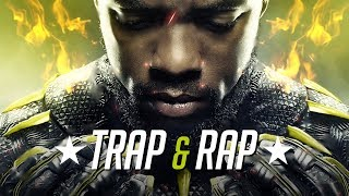 Trap amp Rap Music р Best Rap в Bass в Trap Mix 2018 р Black Panther