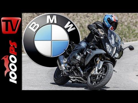 2015 BMW R 1200 RS Test | Action, Sound, Fazit