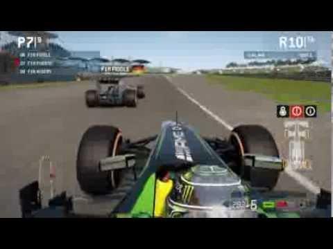 F1 2013 (PC) l Sepang l Online 100% l Mercedes AMG l Liga 2014 l Formel1-Racer.de
