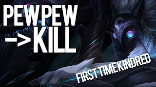 Pewpew = Kill! | Champion Pfütze Kindred