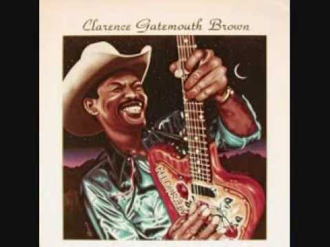 Clarence 'Gatemouth' Brown - Blackjack