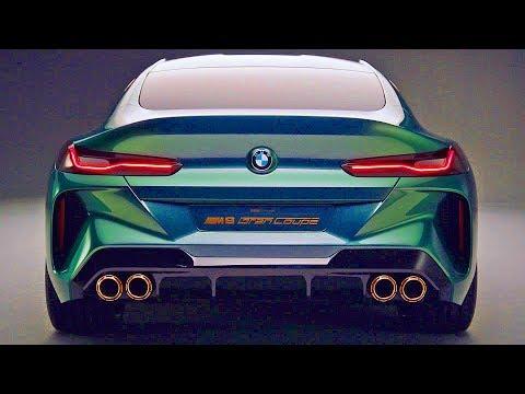 BMW M8 Gran Coupe (2019) Perfect Concept
