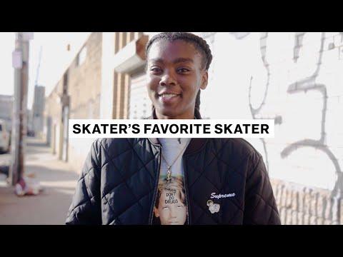 Skater's Favorite Skater | Beatrice Domond
