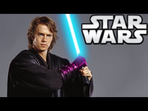 Why Was Anakin Skywalker Allowed to Wear Black Robes?? Star Wars Explained