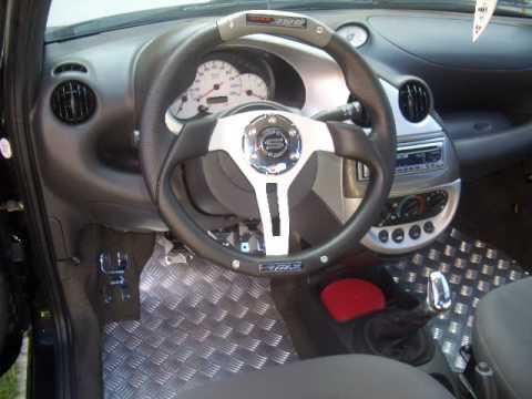 Ford ka tuning e rebaixados youtube for Auto interieur tuning