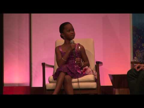 SBIFF 2013 - Virtuosos Award to Quvenzhané Wallis (