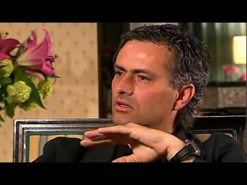 Jose Mourinho Interview The Special One - Documentary