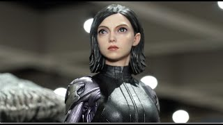 This Alita Battle Figure Looks Cooler Than the Trailer - Comic Con 2018