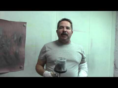 K2 Forums Reviews Emerald Coatings 1.5 Spray Gun